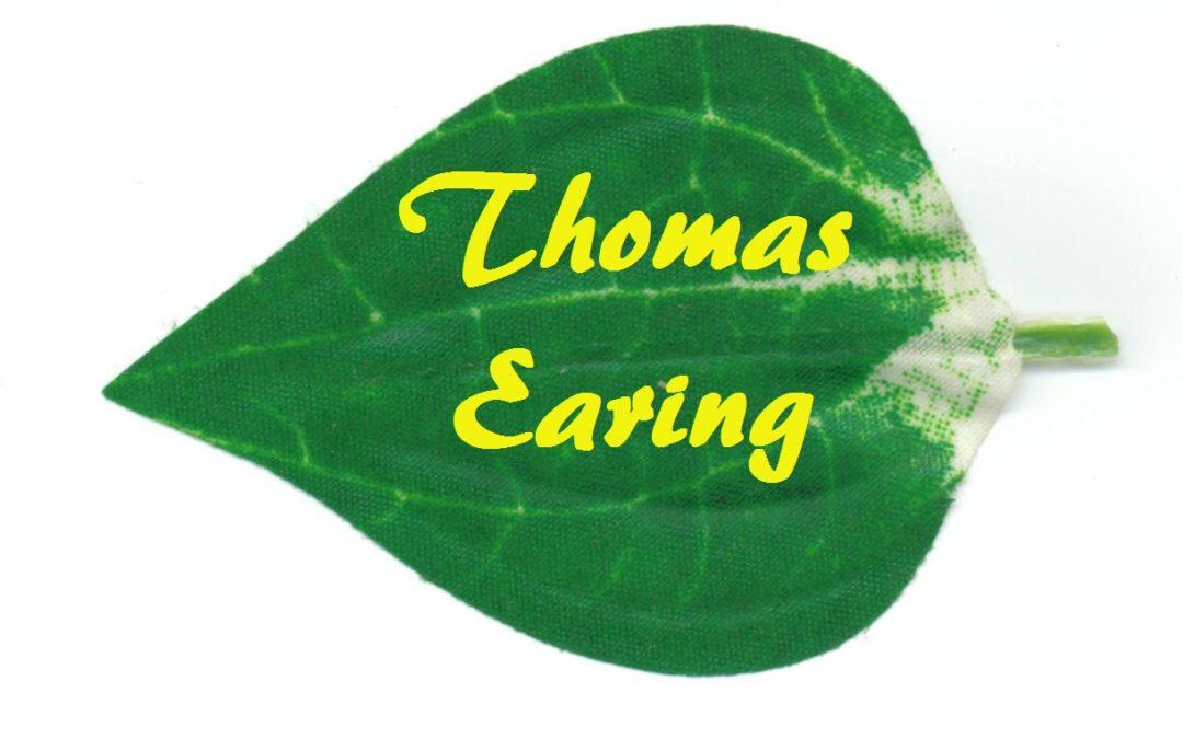 Thomas Earing